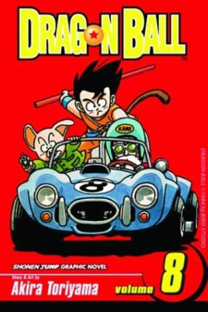 Bestselling Comics (2007) - Dragon Ball, Vol. 8