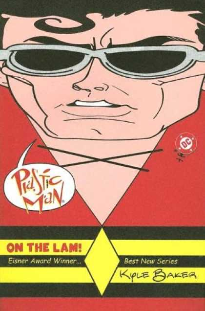 Bestselling Comics (2007) - Plastic Man: On the Lam by Kyle Baker