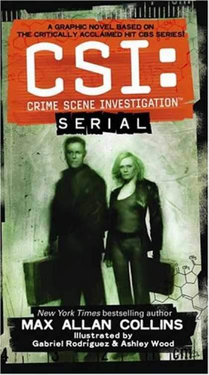 Bestselling Comics (2007) - CSI: Crime Scene Investigation Serial (CSI: Crime Scene Investigation (IDW)) by