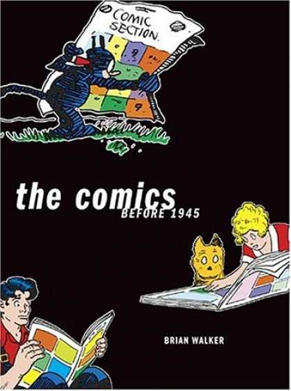 Bestselling Comics (2007) - The Comics: Before 1945 by Brian Walker