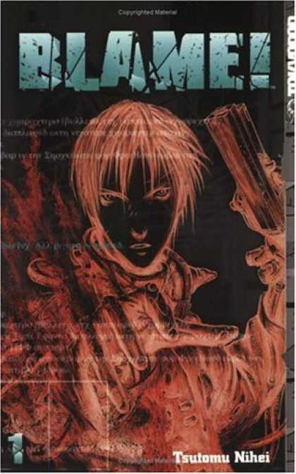 Bestselling Comics (2007) - BLAME! Volume 1 (Blame (Graphic Novels)) by Tsutomu Nihei