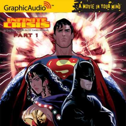 Bestselling Comics (2007) - Infinite Crisis - Part 1 (Audiobook) by Greg Cox
