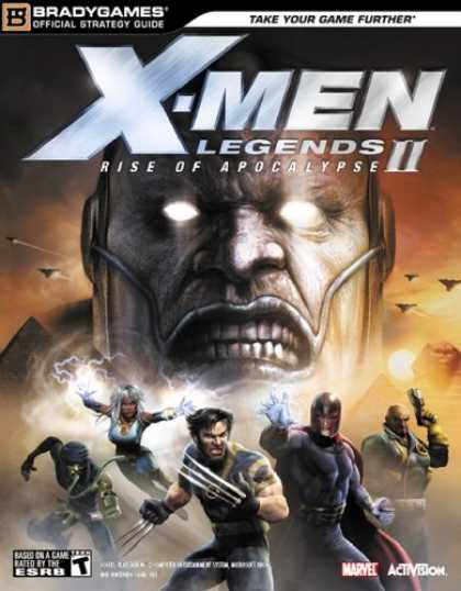 Bestselling Comics (2007) - X-Men(tm) Legends II: Rise of Apocalypse Official Strategy Guide (Official Strat