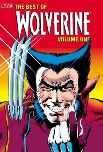Bestselling Comics (2007) - The Best of Wolverine, Vol. 1 by Chris Claremont - Wolverine - Marvel - Comic - Best Of - Volume 1