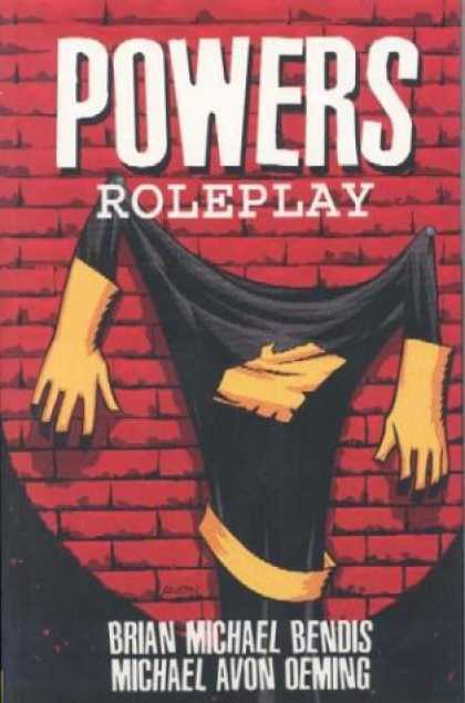 Bestselling Comics (2007) - Powers Volume 2: Roleplay (Powers (Graphic Novels)) by Brian Michael Bendis - Powers - Roleplay - Brain Michael Bendis - Roleplay Powers - Michael Avon Oeming