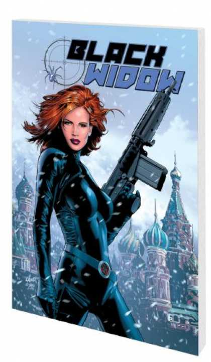 Bestselling Comics (2007) - Black Widow Vol. 1: Homecoming (Mighty Avengers) by Richard K. Morgan - Supergirl - Machine Gun - Snow - Spider - Castle