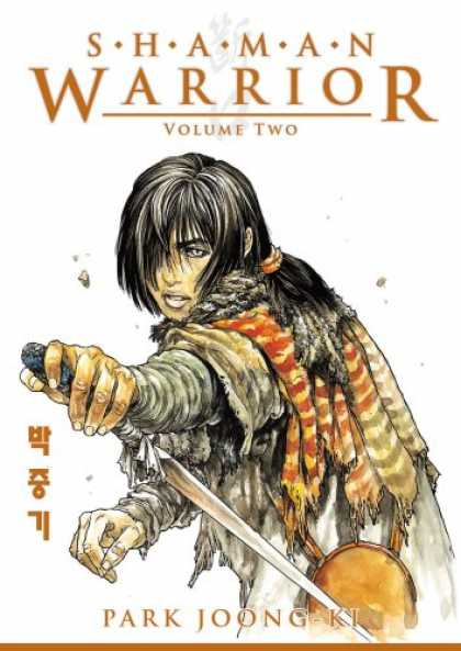 Bestselling Comics (2007) - Shaman Warrior Volume 2 (Shaman Warrior) by Park Joong-Ki