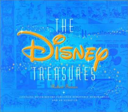 Bestselling Comics (2007) - The Disney Treasures by Robert Tieman