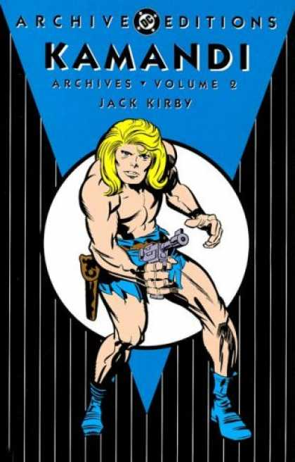 Bestselling Comics (2007) - Kamandi Archives, Vol. 2 by Jack Kirby