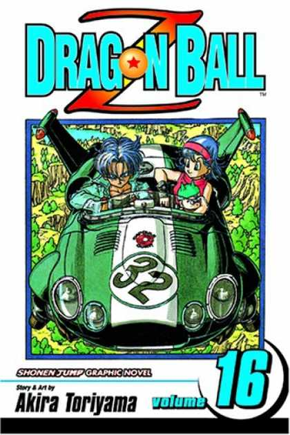 Bestselling Comics (2007) - Dragon Ball Z, Volume 16 (The Shonen Jump Graphic Novel Edition)