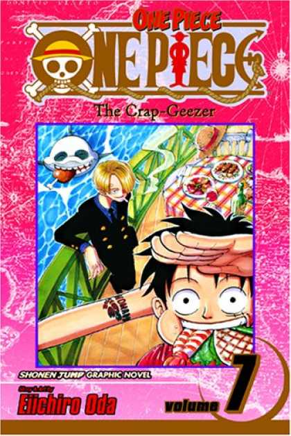 Bestselling Comics (2007) - One Piece, Vol. 7: The Crap-Geezer