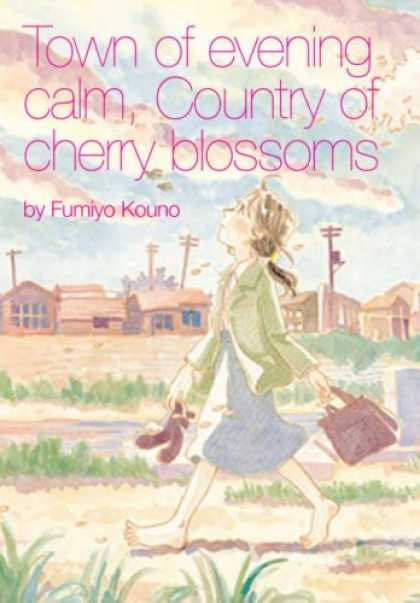 Bestselling Comics (2007) - Town of Evening Calm, Country of Cherry Blossoms by Fumiyo Kouno - Town Of Evening Calm - Country Of Cherry Blossoms - Fumiyo Kouno - Green Over Coat - Blue Dress