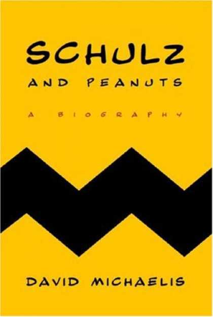 Bestselling Comics (2007) - Schulz and Peanuts: A Biography by David Michaelis