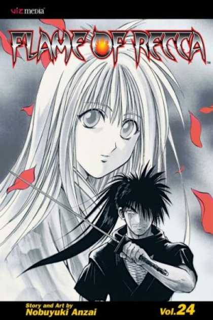 Bestselling Comics (2007) - Flame of Recca Vol. 24 (Flame of Recca (Graphic Novels)) by Nobuyuki Anzai