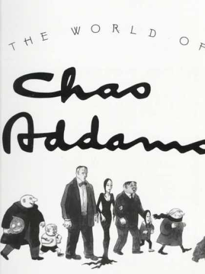 Bestselling Comics (2007) - The World of Charles Addams by Charles Addams