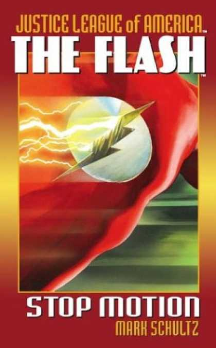 Bestselling Comics (2007) - The Flash: Stop Motion by Mark Schultz