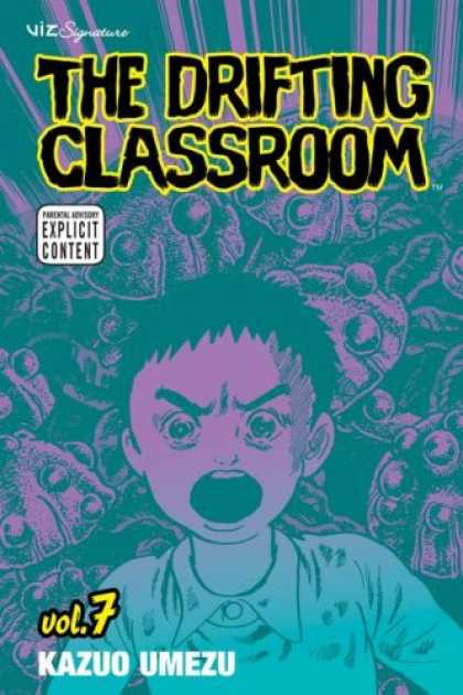 Bestselling Comics (2007) - The Drifting Classroom, Volume 7