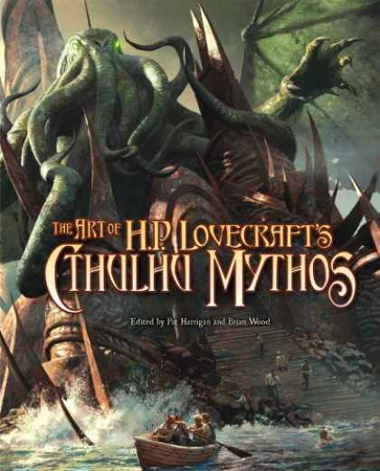 Bestselling Comics (2007) - The Art Of H.P. Lovecraft's Cthulhu Mythos by Fantasy Flight Games