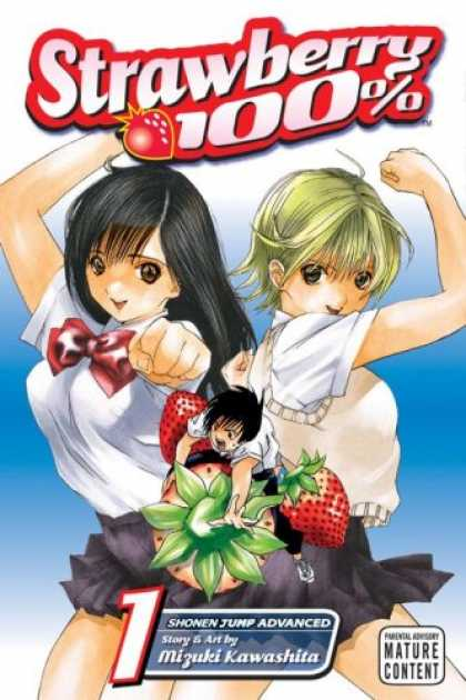 Bestselling Comics (2007) - Strawberry 100% Vol. 1 (Strawberry 100%)