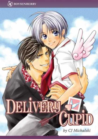 Bestselling Comics (2007) - Delivery Cupid - Delivery Cupid - Wings - Angel - Big Blue Eyes - Cj Michalski