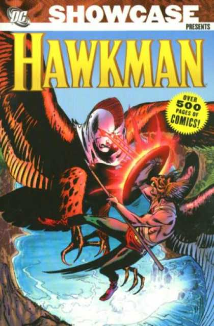 Bestselling Comics (2007) - Showcase Presents: Hawkman, Vol. 1 by Gardner Fox