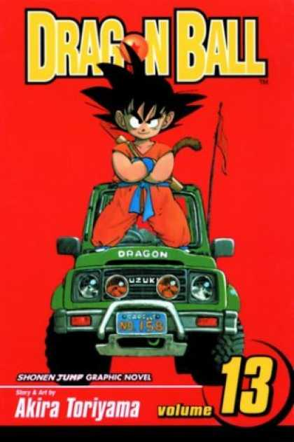 Bestselling Comics (2007) - Dragon Ball, Volume 13 (Dragon Ball)