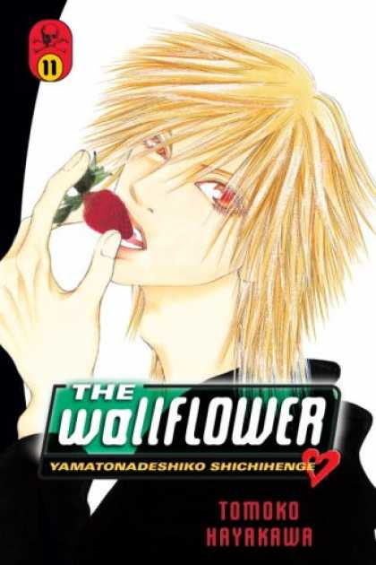 Bestselling Comics (2007) - The Wallflower 11: Yamatonadeshiko Shichihenge (Wallflower: Yamatonadeshiko Shic - The Wallflower - Strawberry - Tomoko Hayawaka - Blonde Hair - Adams Apple