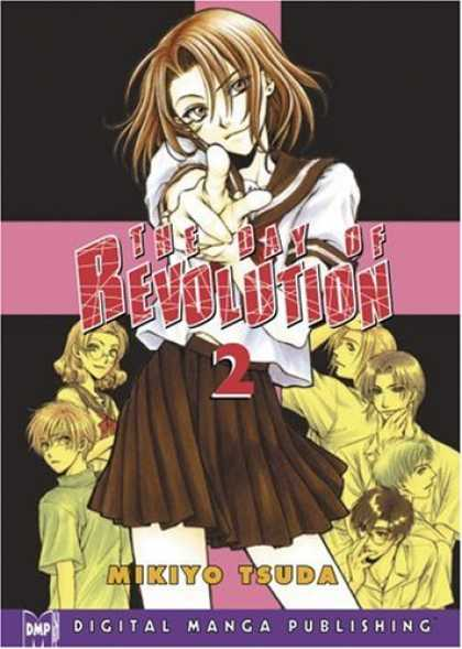 Bestselling Comics (2007) - The Day Of Revolution Volume 2 (Day of Revolution) by Mikiyo Tsuda