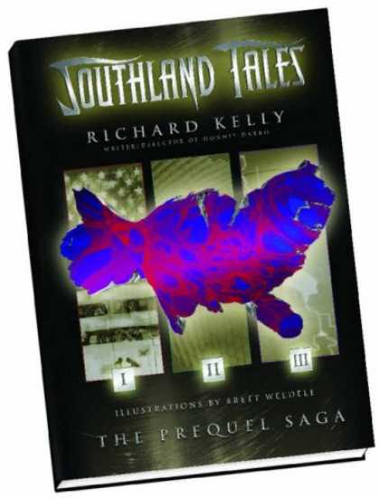 Bestselling Comics (2007) - Southland Tales: The Prequel Saga by Richard Kelly