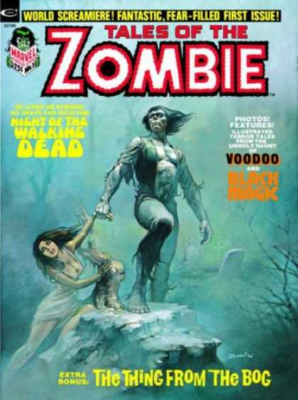 Bestselling Comics (2007) - Essential Tales Of The Zombie TPB (Essential) by Roy Thomas