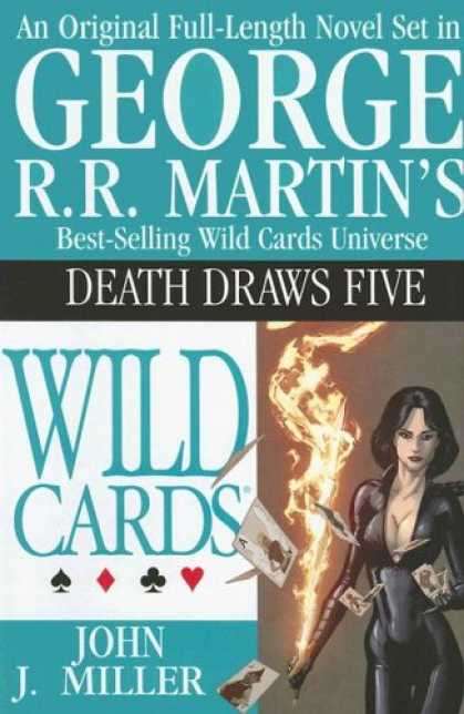 Bestselling Comics (2007) - Wild Cards: Death Draws Five by John J. Miller