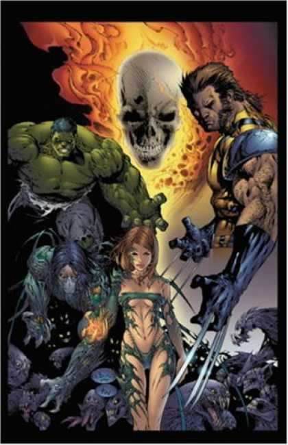Bestselling Comics (2007) - Top Cow/Marvel: The Crossover Collection Vol. 1 by Warren Ellis
