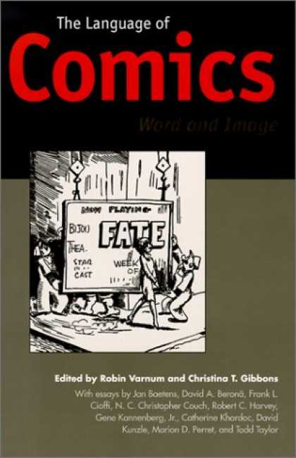 Bestselling Comics (2007) - The Language of Comics: Word and Image