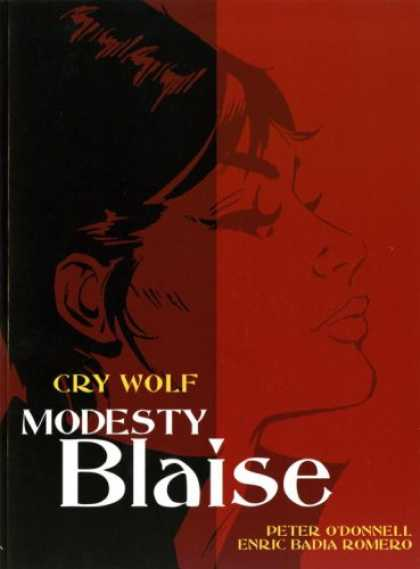 Bestselling Comics (2007) - Modesty Blaise: Cry Wolf (Modesty Blaise (Graphic Novels)) by Peter O'Donnell