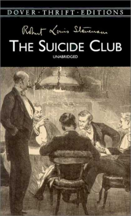 Bestselling Comics (2007) - The Suicide Club (Dover Thrift Editions) by Robert Louis Stevenson