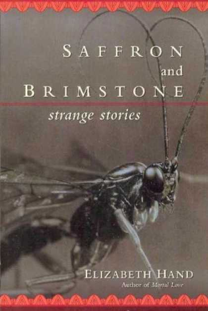Bestselling Comics (2007) - Saffron And Brimstone: Strange Stories by Elizabeth Hand