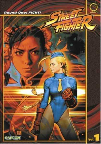 Bestselling Comics (2007) - Street Fighter Volume 1 (Street Fighter (Capcom)) by Ken Sui-Chong - Chun Li - Capcom - Martial Arts - Cammy - Round One Fight