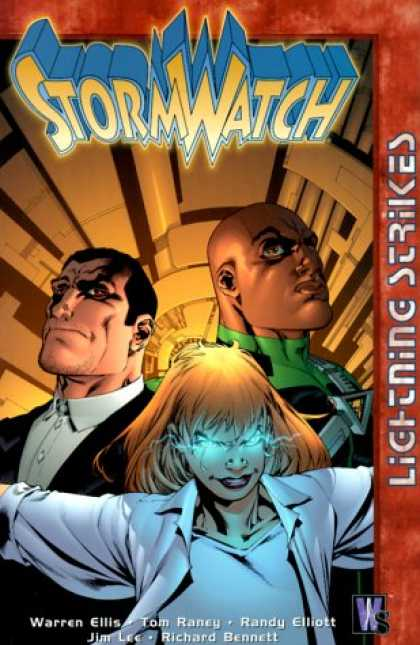 Bestselling Comics (2007) - StormWatch Vol. 2: Lighting Strikes by Warren Ellis