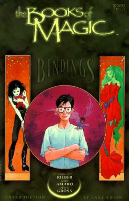 Bestselling Comics (2007) - Books of Magic, The: Bindings - Book 1 (DC Comics Vertigo) by Jane Yolen