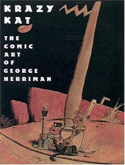 Bestselling Comics (2007) - Krazy Kat: The Comic Art of George Herriman by Patrick McDonnell