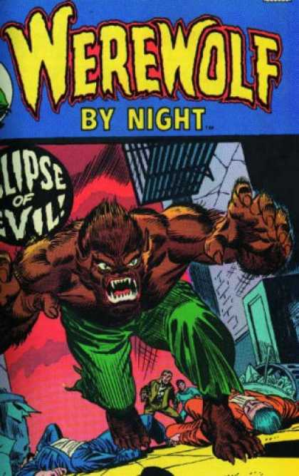 Bestselling Comics (2007) - Essential Werewolf By Night Volume 2 TPB (Essential) by Doug Moench