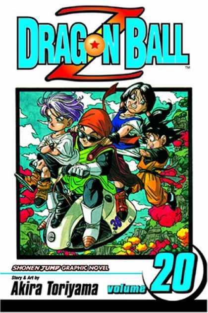 Bestselling Comics (2007) - Dragon Ball Z, Volume 20 (Dragon Ball Z (Graphic Novels))