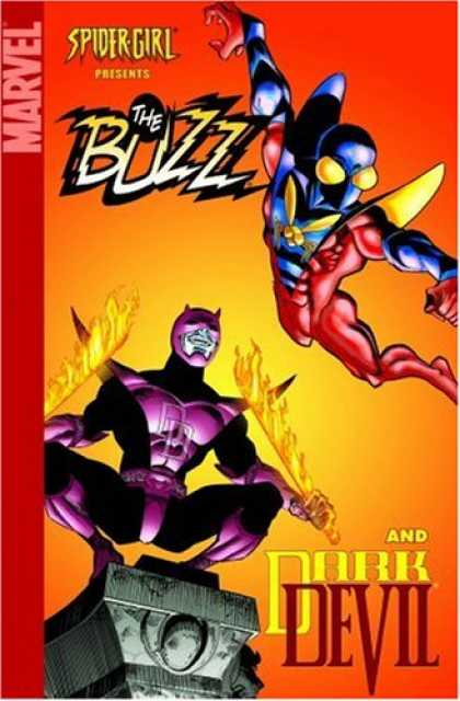 Spider-Girl Presents The Buzz and Darkdevil cover