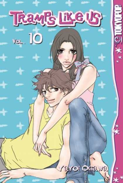 Bestselling Comics (2007) - Tramps Like Us, Volume 10 by Yayoi Ogawa