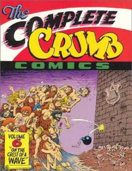 Bestselling Comics (2007) - The Complete Crumb: On the Crest of a Wave (Complete Crumb Comics) by Robert Cru