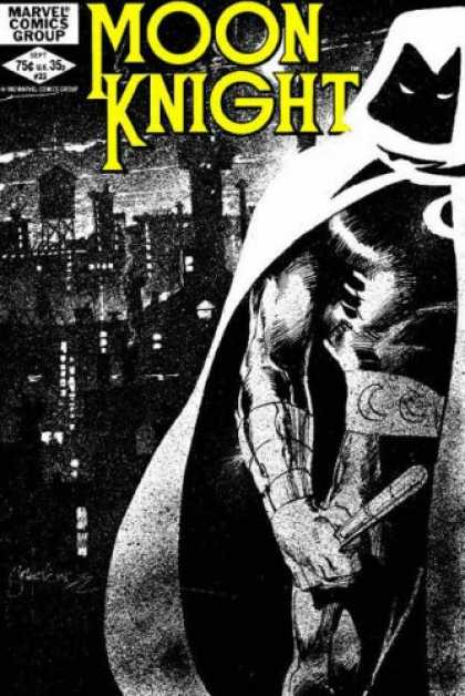 Bestselling Comics (2007) - Essential Moon Knight, Vol. 2 (Marvel Essentials) by Doug Moench