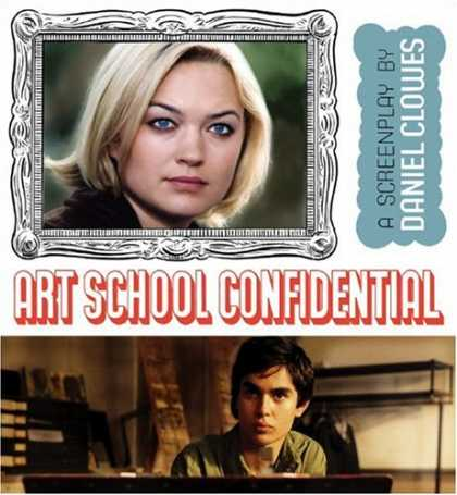 Bestselling Comics (2007) - Art School Confidential: A Screenplay by Daniel Clowes