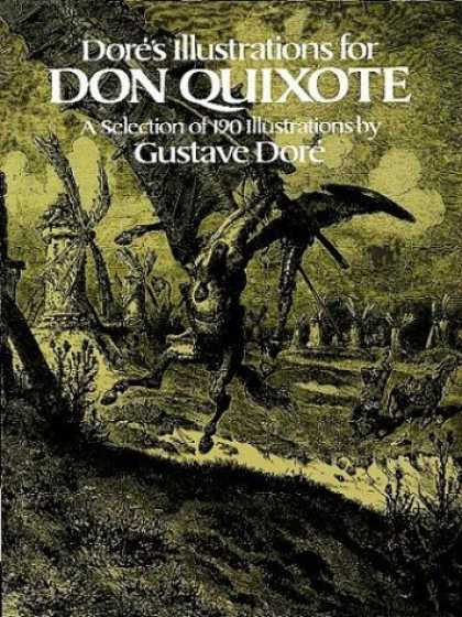 Bestselling Comics (2007) - Dore's Illustrations for Don Quixote by Gustave Dore