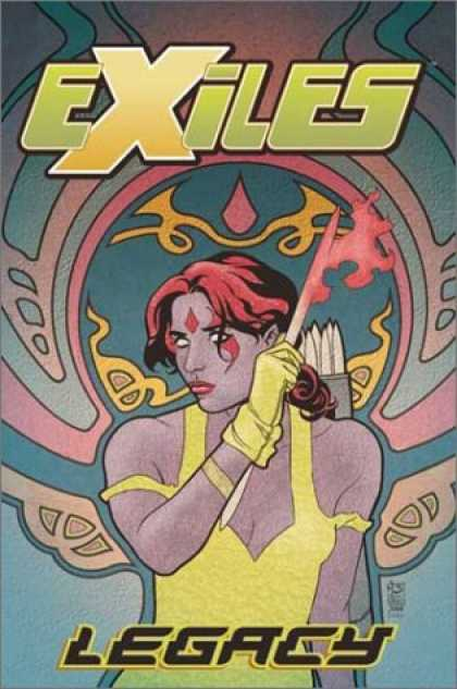 Bestselling Comics (2007) - Exiles Vol. 4: Legacy by Judd Winick