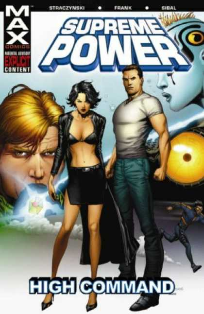 Bestselling Comics (2007) - Supreme Power: High Command by J. Mich Straczynski